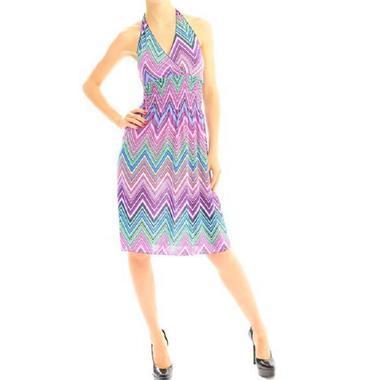 JCBid.com Colorful-Halter-Top-Dress-XL-Size-in-Purple-Color