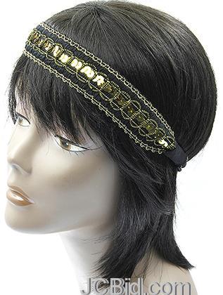 JCBid.com Sequin-Headband-