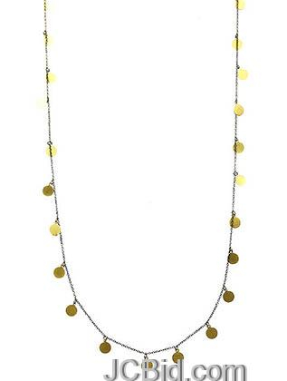JCBid.com Long-Sequin-Necklace-Mixed