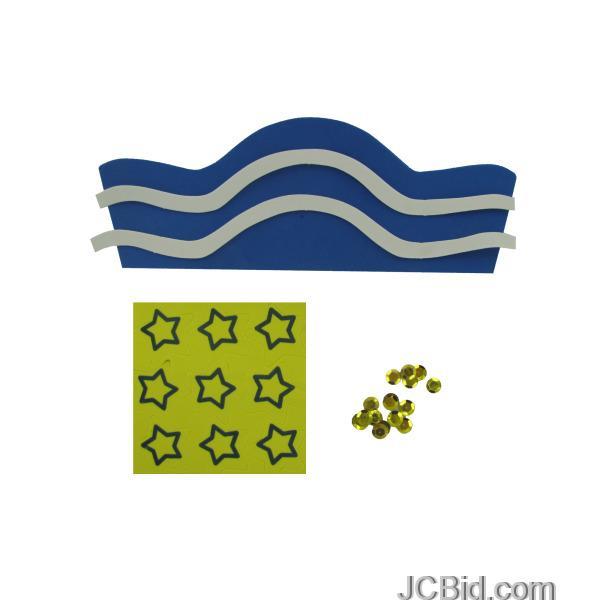 JCBid.com George-Washington-Hat-Craft-Kit-display-Case-of-348-pieces