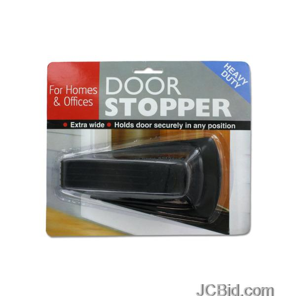 JCBid.com Non-Marking-Door-Stopper-display-Case-of-72-pieces