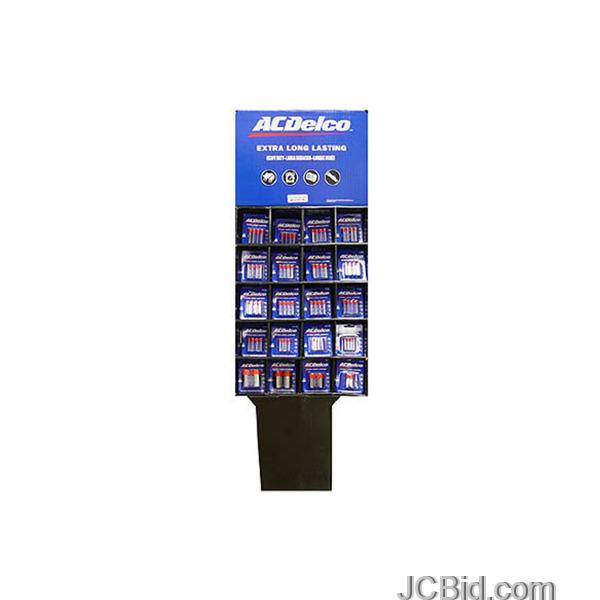 JCBid.com AC-Delco-160-Piece-Battery-Display