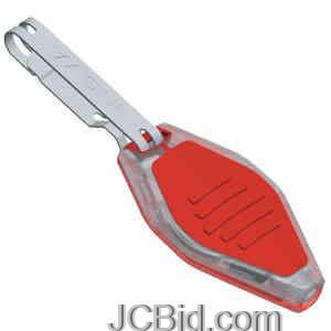 JCBid.com LED-Microlight-Clear-Body-Red-LED-MICROLIGHT-Model-CB-R