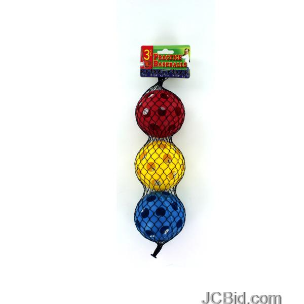 JCBid.com Practice-Baseballs-display-Case-of-72-pieces