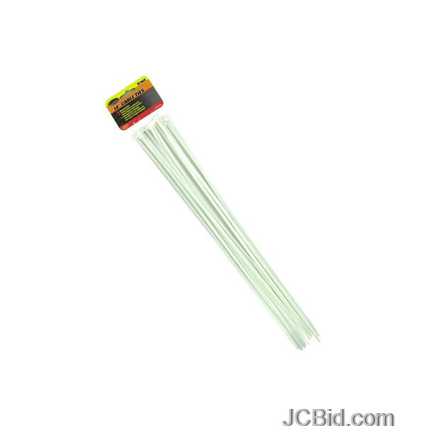 JCBid.com Nylon-Cable-Ties-display-Case-of-96-pieces