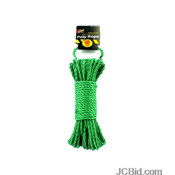 JCBid.com Multi-Purpose-Poly-Rope-display-Case-of-60-pieces