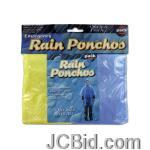 JCBid.com Emergency-Rain-Ponchos-display-Case-of-60-pieces