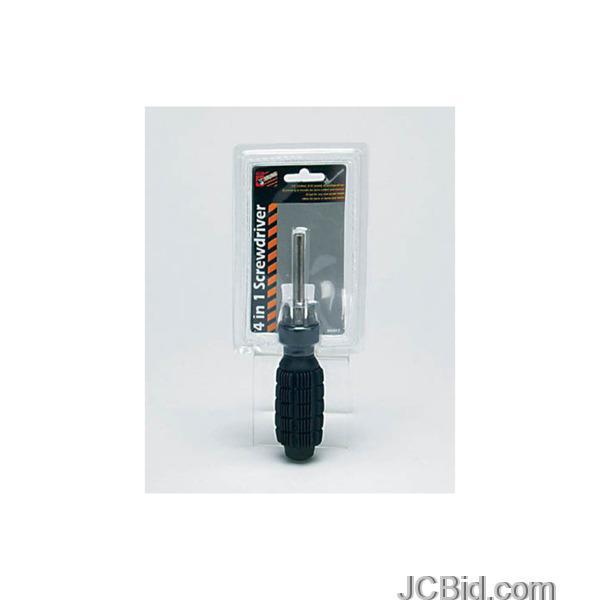 JCBid.com 4-In-1-Screwdriver-Set-display-Case-of-72-pieces