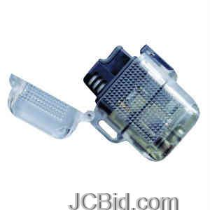 JCBid.com Polycarbonate-Series-Lighter-ClearBlack-WINDMILL-Model-362-1001