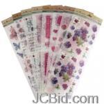 JCBid.com 100-Sheets-Miss-Elizabeths-Stickers-Templates-Rub-Ons