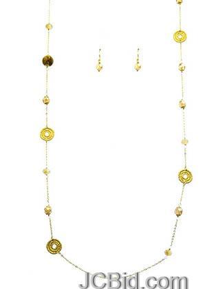 JCBid.com 36-Long-Necklace