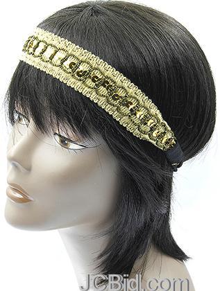 JCBid.com Pretty-Sequin-Headband