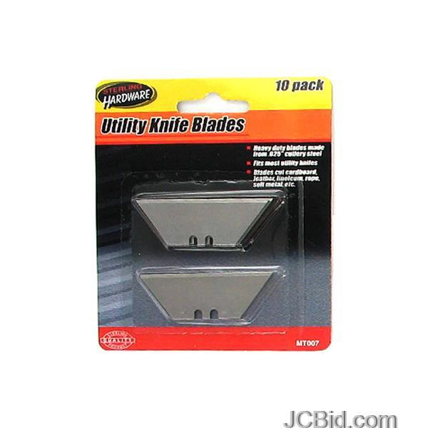 JCBid.com Utility-Knife-Blades-display-Case-of-120-pieces