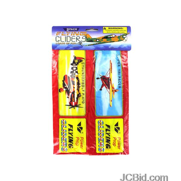 JCBid.com Flying-Gliders-display-Case-of-84-pieces