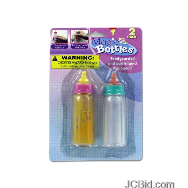 JCBid.com Magic-Toy-Baby-Bottles-display-Case-of-84-pieces