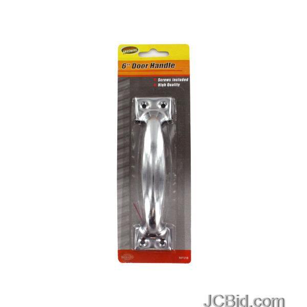 JCBid.com Silver-Door-Pull-Handle-display-Case-of-96-pieces