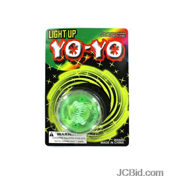 JCBid.com Light-Up-Yo-yo-display-Case-of-72-pieces