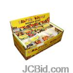 JCBid.com Colored-Wooden-Beads-Counter-Top-Display-display-Case-of-150-pieces