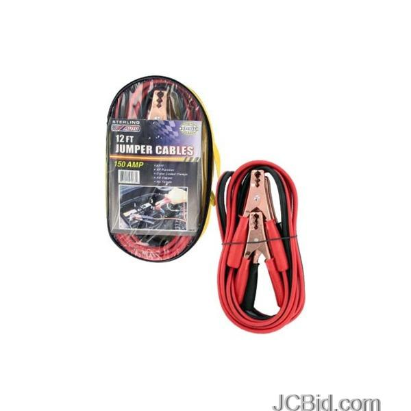 JCBid.com Battery-Booster-Cables-display-Case-of-12-pieces