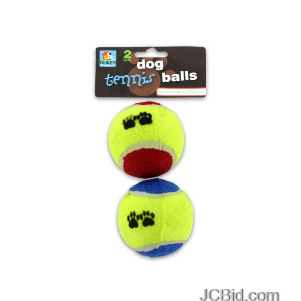 JCBid.com Dog-Tennis-Ball-Set-display-Case-of-60-pieces