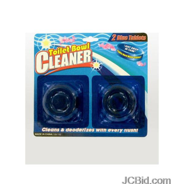 JCBid.com Toilet-Bowl-Cleaner-Tablets-display-Case-of-84-pieces