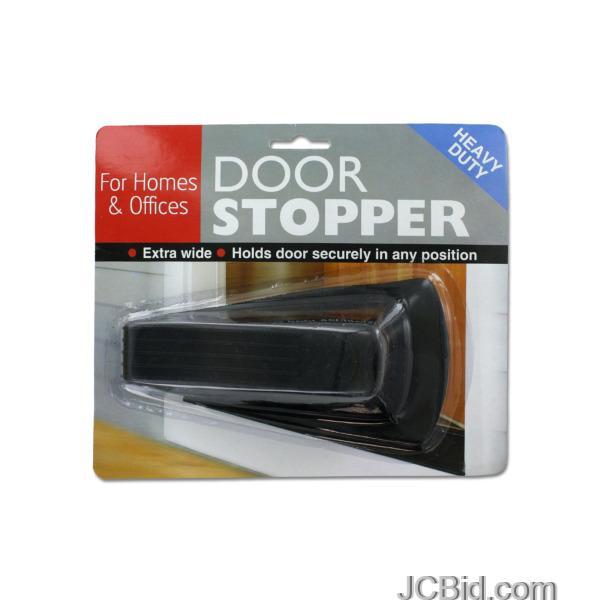 JCBid.com Non-Marking-Door-Stopper-display-Case-of-72-pieces