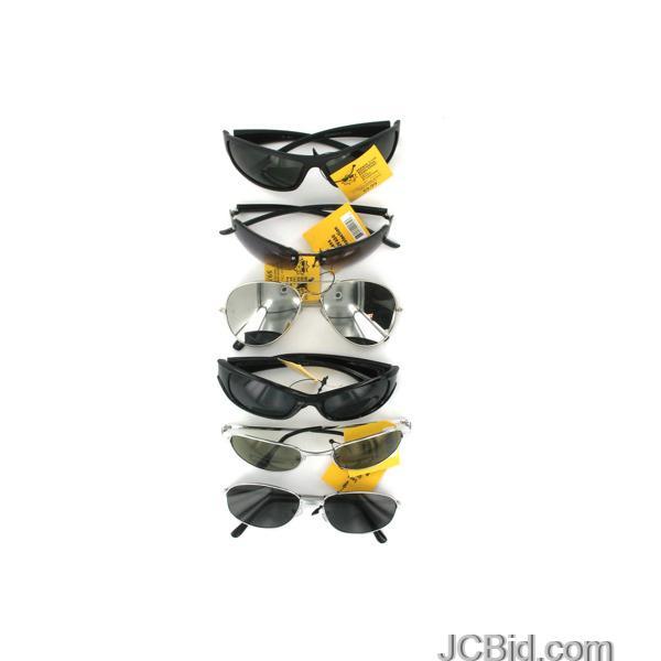 JCBid.com Protective-Fashion-Sunglasses-display-Case-of-48-pieces