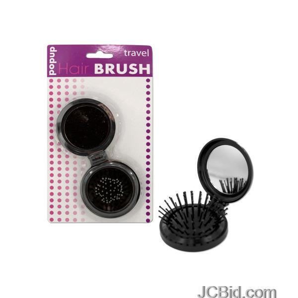 JCBid.com Pop-up-Travel-Hair-Brush-display-Case-of-60-pieces