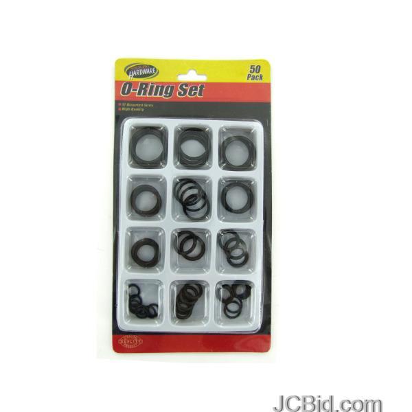 JCBid.com O-Ring-Set-display-Case-of-72-pieces