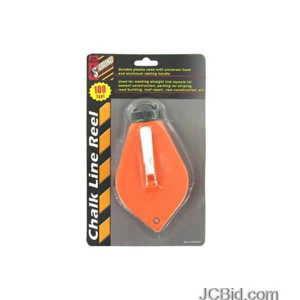 JCBid.com Chalk-Line-Reel-display-Case-of-72-pieces