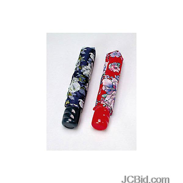 JCBid.com Nylon-Folding-Umbrella-display-Case-of-24-pieces