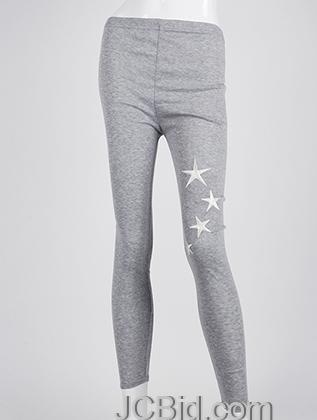 JCBid.com Star-Embroidered-Legging-