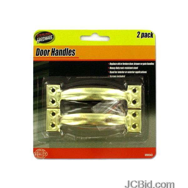 JCBid.com Door-Handles-with-Hardware-display-Case-of-72-pieces